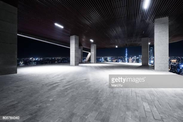 Interior Night of ShangHai