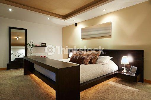 Interior Design Große Moderne Schlafzimmer Stock-Foto | Thinkstock