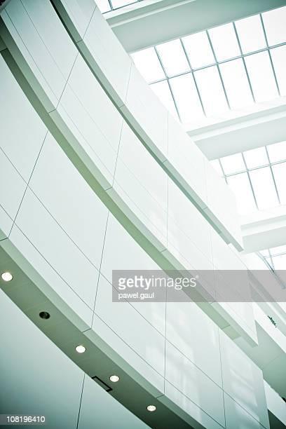 Interior of Biomedical Sciences Building