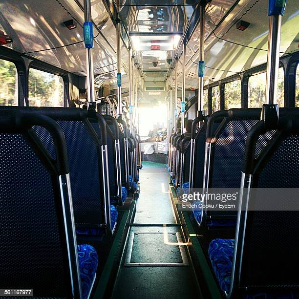 Interior Of Bus