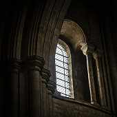 Interior of Ely Cathedral; Cambridgeshire, England