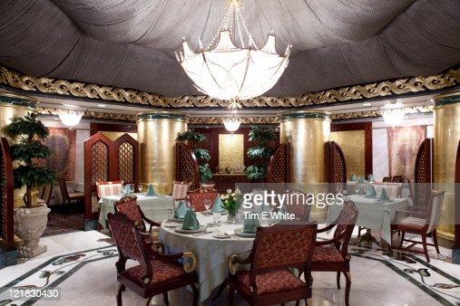N.o.k. Persian Restaurant Interior Of The Al Kha...