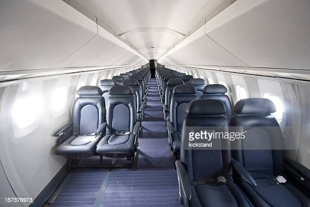 Interior of the Concorde