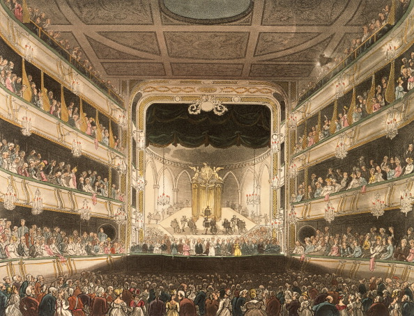 Covent Garden Theatre Stock Photos And Pictures Getty Images
