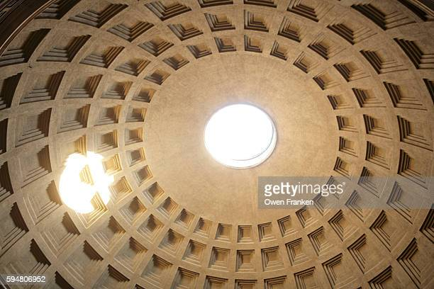 Interior of the Dome of the Pantheon