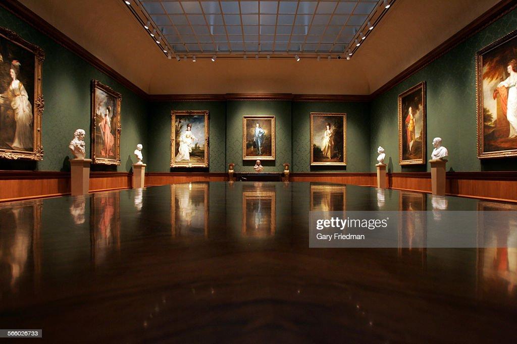 Image Gallery Huntington Art Gallery