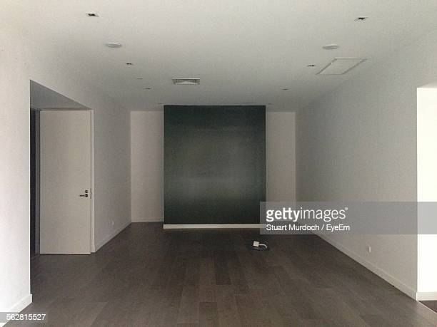 Interior Of Unfurnished Room