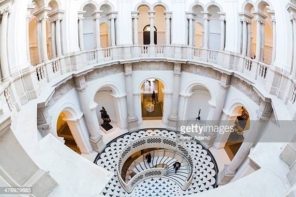 Interior, Tate Britain, London, England