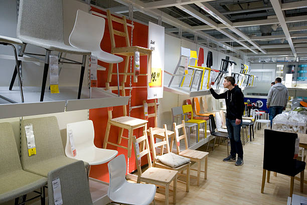 ikea store in cologne pictures getty images. Black Bedroom Furniture Sets. Home Design Ideas
