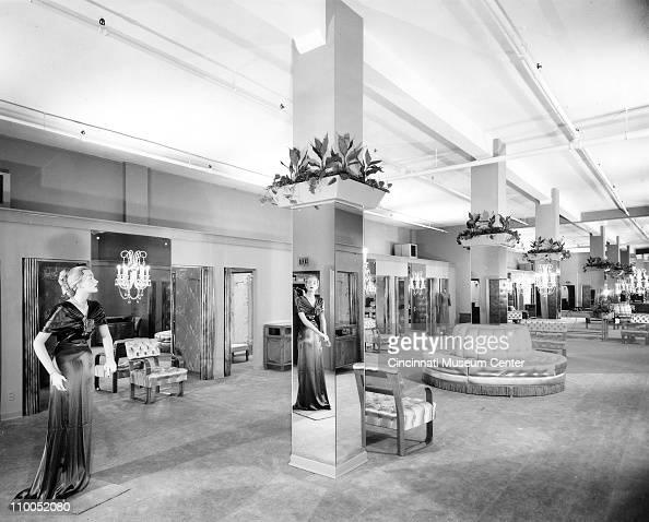 Gidding jenny department store floor pictures getty images - Interior car detailing cincinnati ...