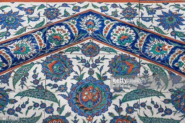 Interior view of The Sokollu Mehmet Pasha Mosque