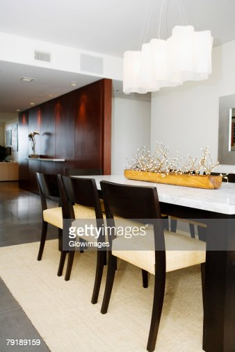 Interiors of a house : Foto de stock