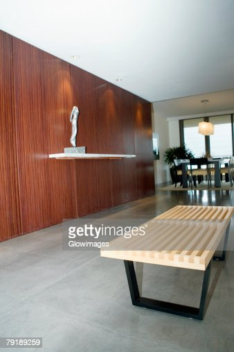 Interiors of a house : Stock Photo
