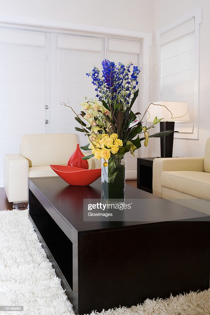 Interiors of a living room : Stock Photo