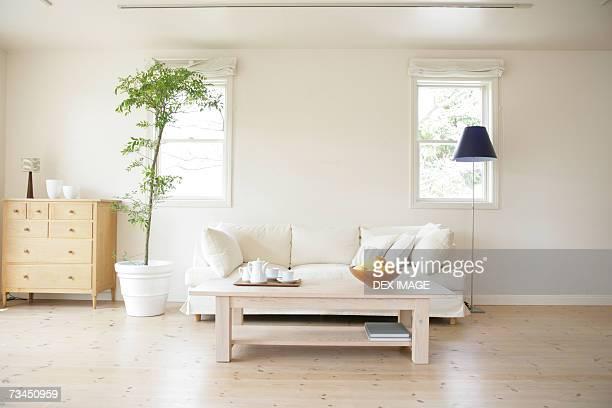 Interiors of a room