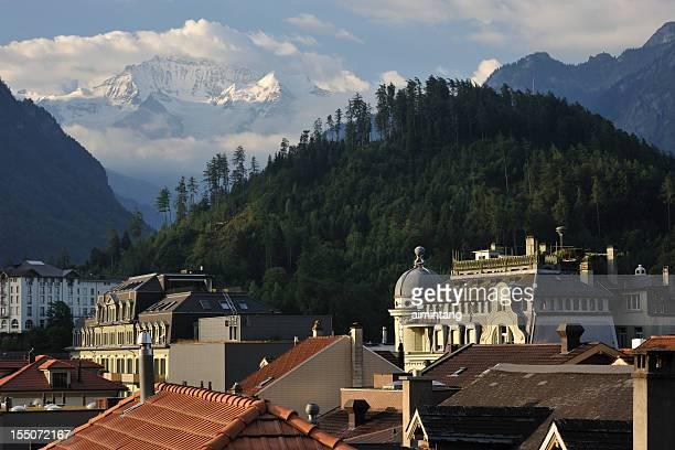 Interlaken in der Schweiz