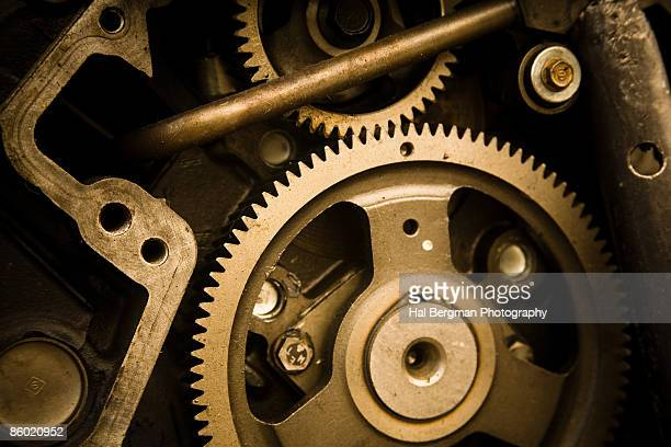 Internal Combustion Engine Gears
