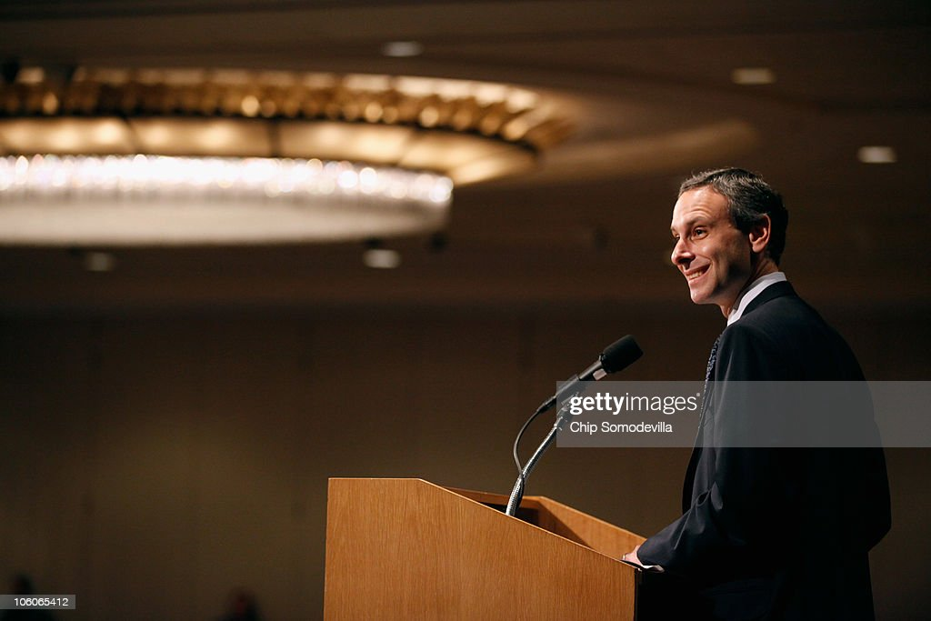 Internal Revenue Service Commissioner Douglas Shulman addresses the American Institute of Certified Public Accountants' 35th Annual National Tax...