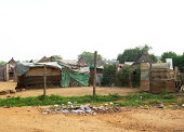 An encampment of IDP's housing in Southern Sudan.Similar Images: