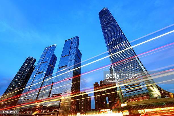 Hong Kong centro de comercio internacional