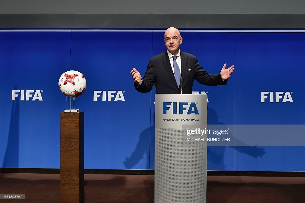 Image result for Football federations react to FIFA Council on 48 World Cup teams