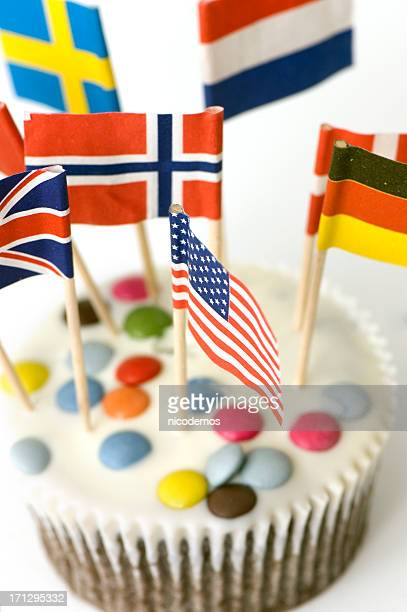 Bandiere internazionali.
