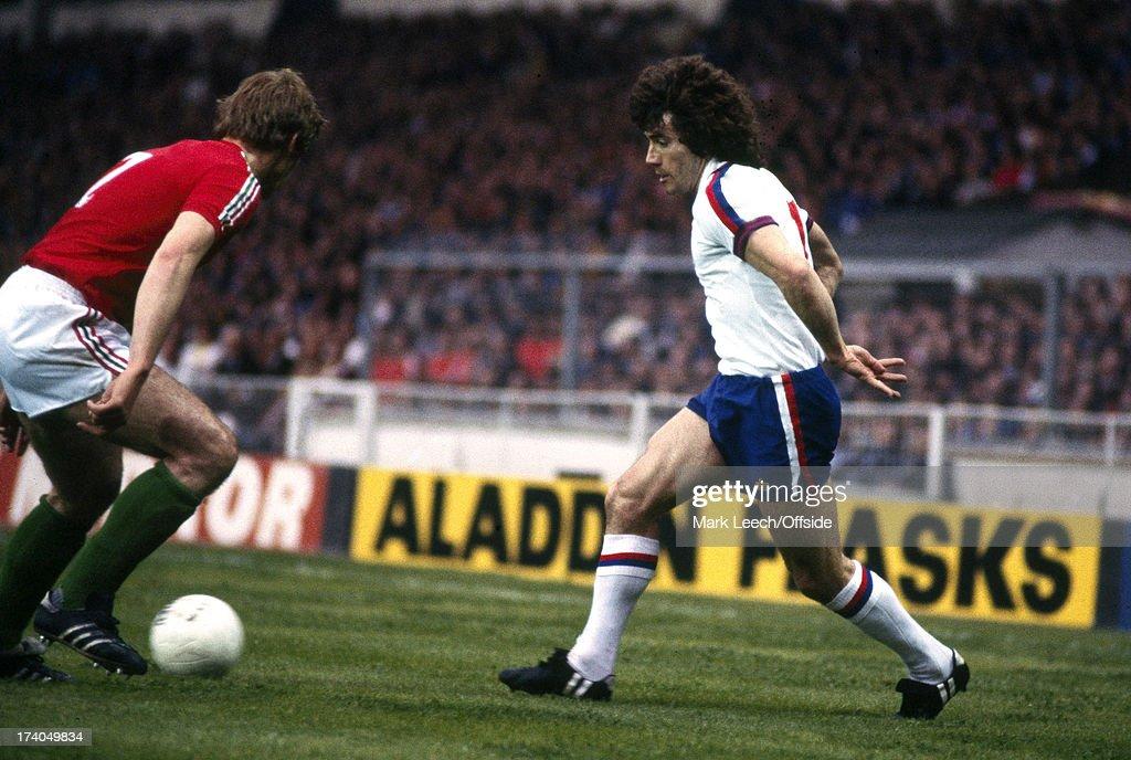 International Football England v Hungary Kevin Keegan