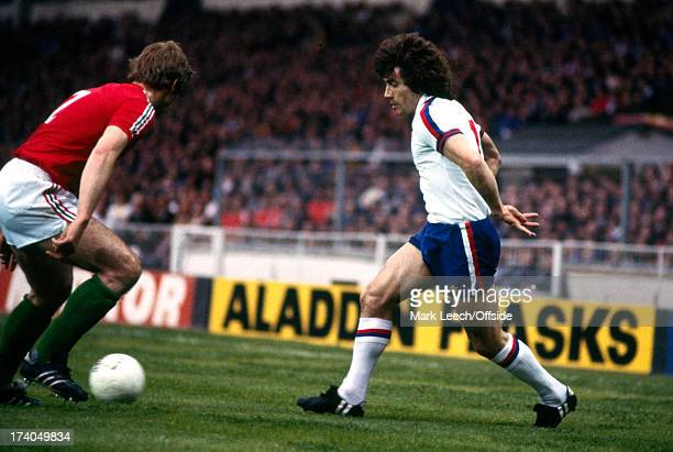 International Football England v Hungary Kevin Keegan