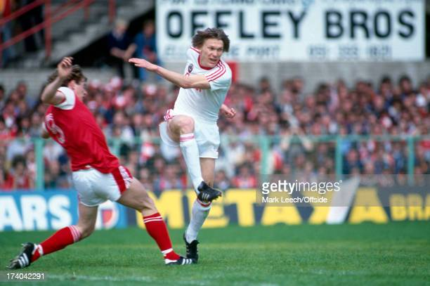International Football Wales v Russia Oleg Blokhin