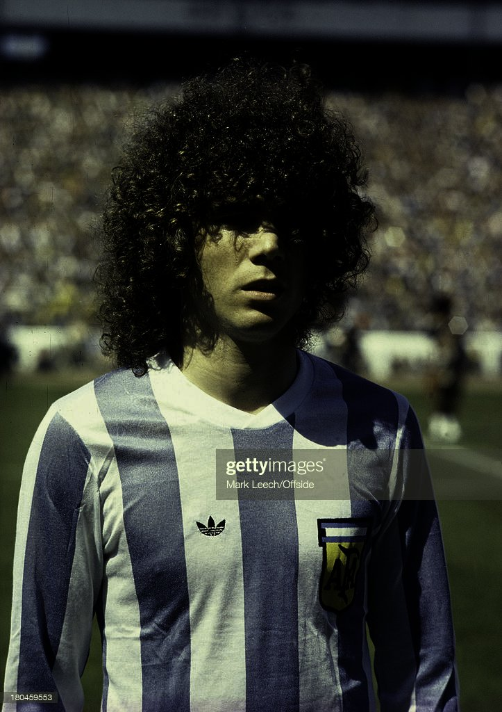 International FootballScotland v ArgentinaAlberto Tarantini