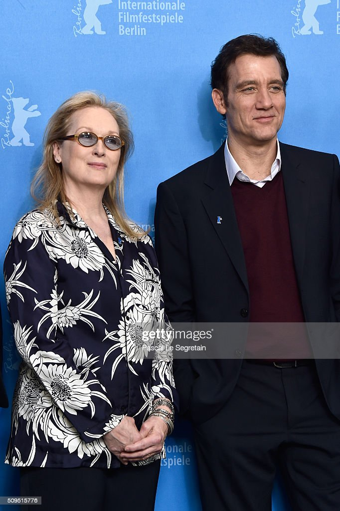 International Jury President <a gi-track='captionPersonalityLinkClicked' href=/galleries/search?phrase=Meryl+Streep&family=editorial&specificpeople=171097 ng-click='$event.stopPropagation()'>Meryl Streep</a> (L) and jury member <a gi-track='captionPersonalityLinkClicked' href=/galleries/search?phrase=Clive+Owen&family=editorial&specificpeople=201515 ng-click='$event.stopPropagation()'>Clive Owen</a> attend the International Jury photo call during the 66th Berlinale International Film Festival Berlin at Grand Hyatt Hotel on February 11, 2016 in Berlin, Germany.