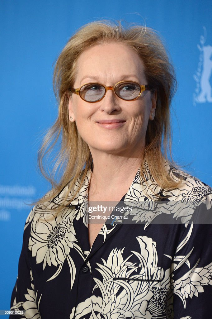 International Jury President <a gi-track='captionPersonalityLinkClicked' href=/galleries/search?phrase=Meryl+Streep&family=editorial&specificpeople=171097 ng-click='$event.stopPropagation()'>Meryl Streep</a> attends the International Jury photo call during the 66th Berlinale International Film Festival Berlin at Grand Hyatt Hotel on February 11, 2016 in Berlin, Germany.