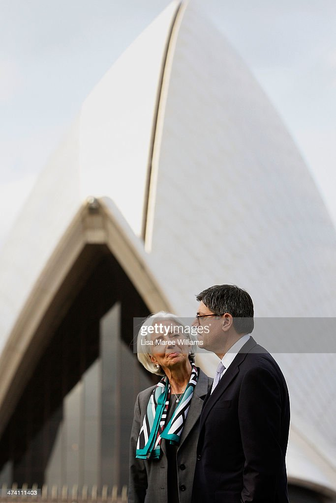 G20 Finance Ministers Meet In Sydney