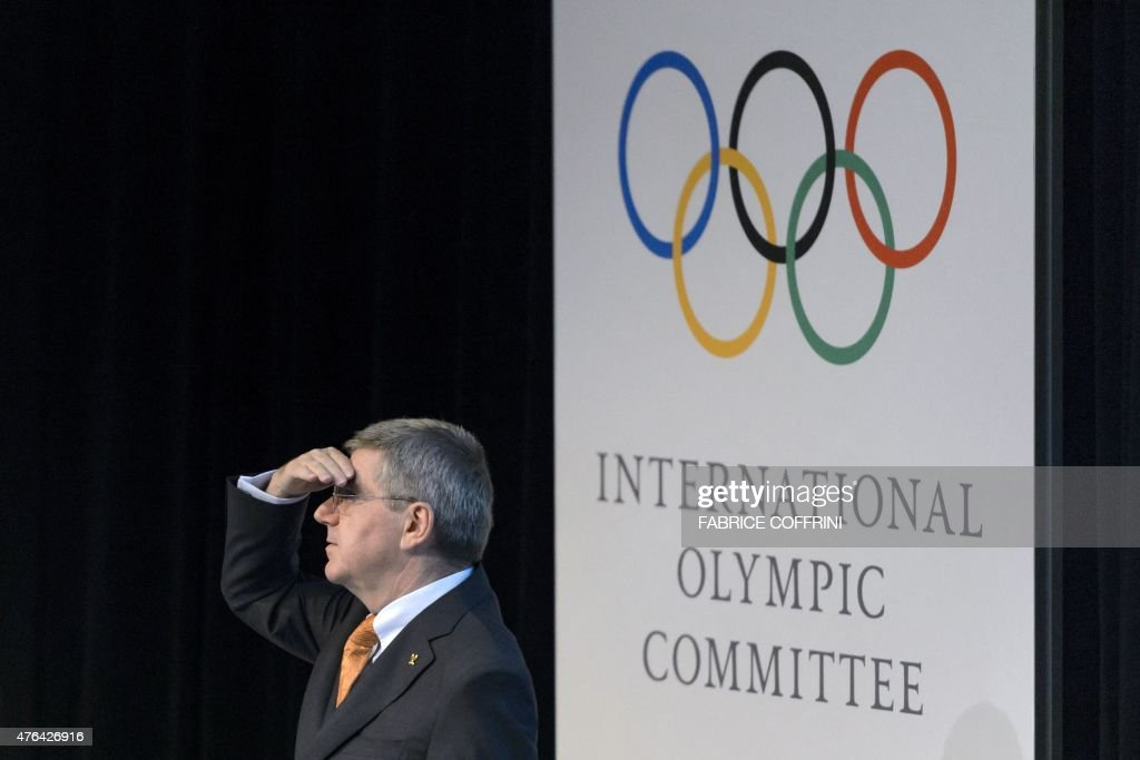 Thomas Bach | Getty Images