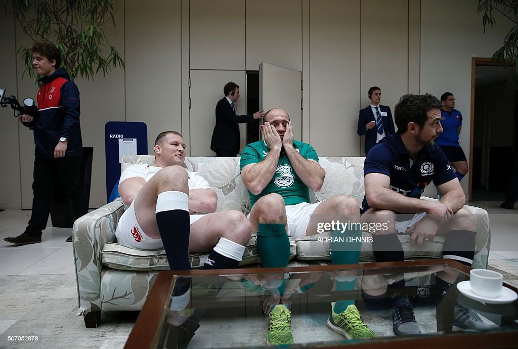 6N 2016: Scotland v England, 6 February - Page 5 International-rugby-captains-englands-dylan-hartley-ireland-rory-best-picture-id507052878
