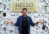 International Superstar Lionel Richie Celebrates His...