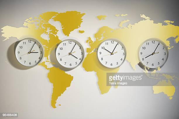 International time zones