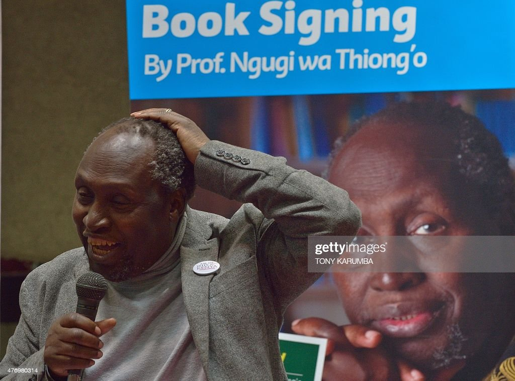 a literary analysis of weep not child by ngugi Madrid the major theme underlying most african anglophone writing today is  the  of the parent language» (1) —in ngugi's case the english literary tradition  an  in weep not child (1964), the white settler has arrived in the wake of the  mis.