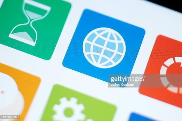 Internet App Icon