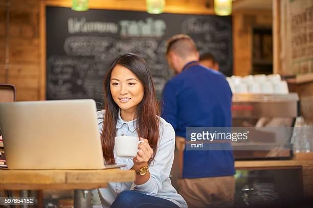 internet coffee shop