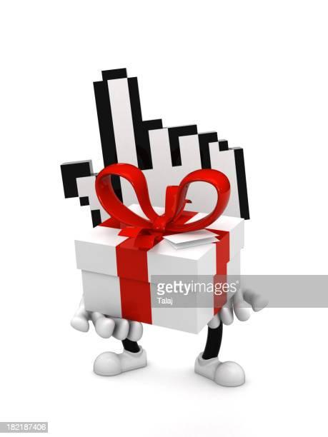 Internet-Geschenk