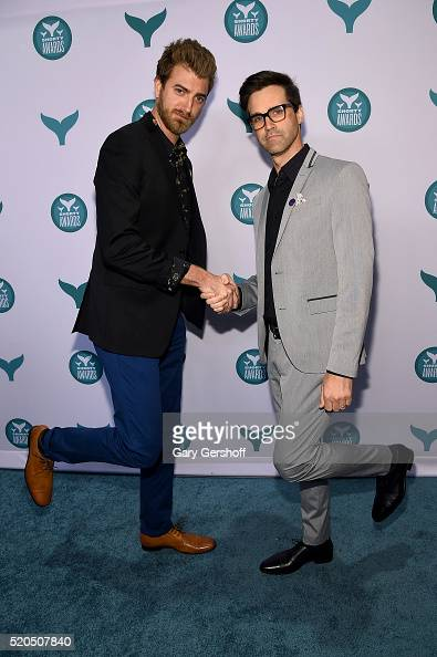 Image result for rhett and link youtube shorty awards