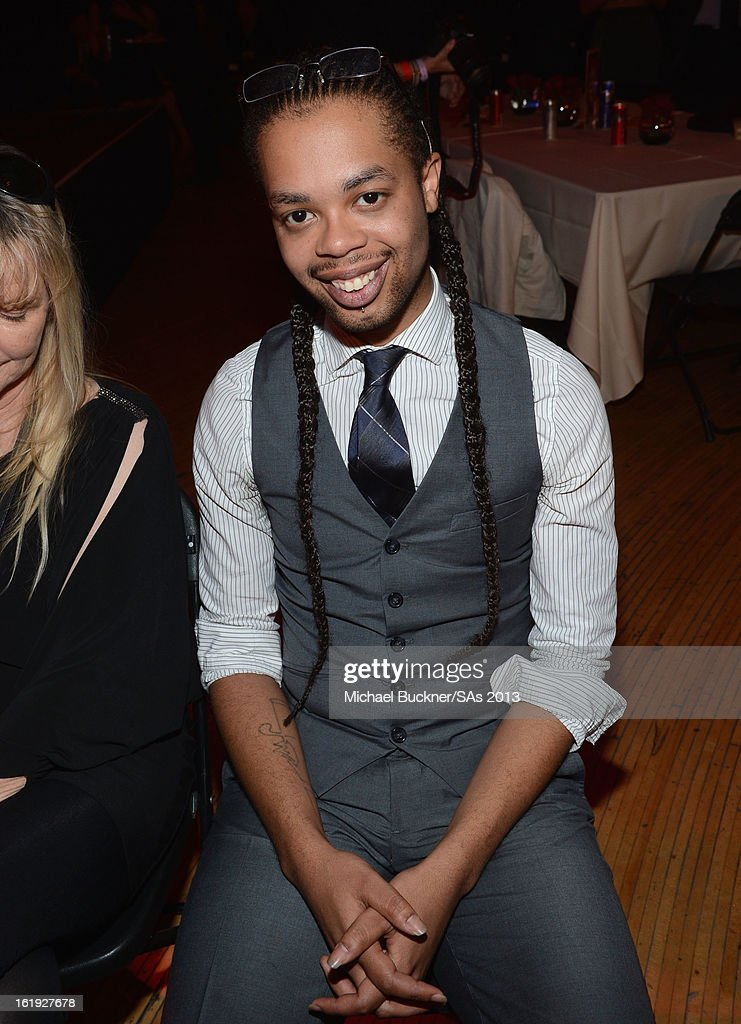 Internet personality Antoine Dodson attends the 3rd Annual Streamy Awards at Hollywood Palladium on February 17, 2013 in Hollywood, California.