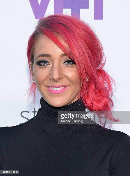 Jenna Marbles Stock Photos And Pictures Getty Images