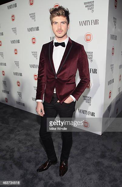 Internet personality Joey Graceffa attends Vanity Fair and FIAT celebration of Young Hollywood hosted by Krista Smith and James Corden to benefit the...