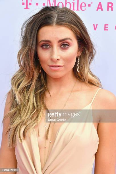 Internet personality Lauren Elizabeth attends the 2017 Billboard Music Awards at TMobile Arena on May 21 2017 in Las Vegas Nevada