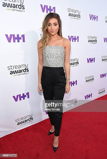 Internet personality Lauren Elizabeth attends VH1's 5th Annual Streamy Awards at the Hollywood Palladium on Thursday September 17 2015 in Los Angeles...