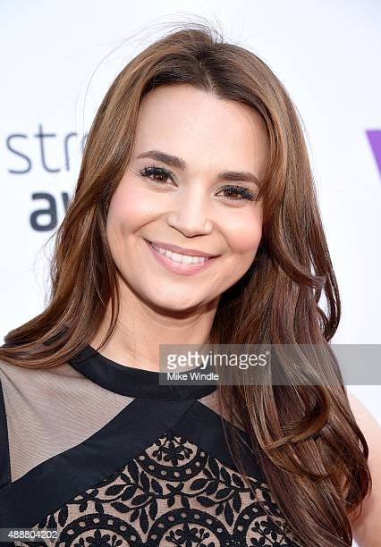 Internet personality Rosanna Pansino attends VH1's 5th Annual Streamy Awards at the Hollywood Palladium on Thursday September 17 2015 in Los Angeles...