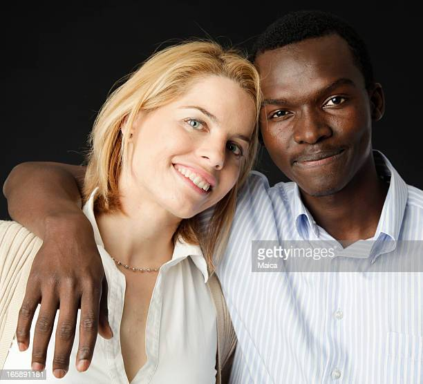 Interracial coppia