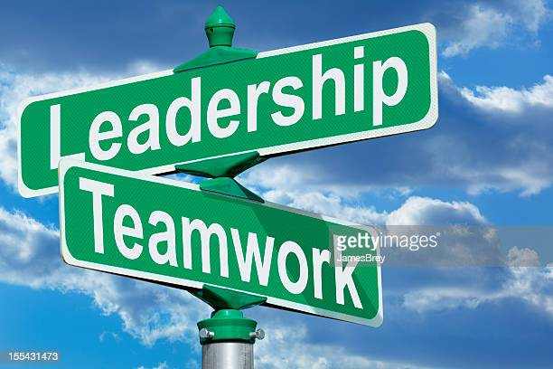 Intersection of Leadership and Teamwork
